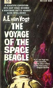 Cover of: Voyage of the Space Beagle | A. E. van Vogt