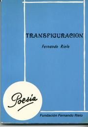 Cover of: Transfiguración