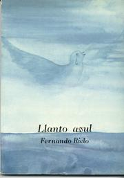 Cover of: Llanto azul