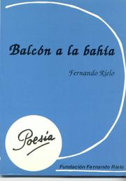 Cover of: Balcón a la bahía