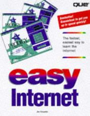Cover of: Easy Internet