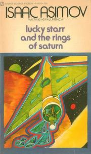 Cover of: Lucky Starr and the Rings of Saturn