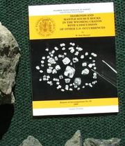Cover of: Diamonds & Mantle Source Rocks in the Wyoming Craton