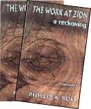 Cover of: The Work at Zion | Phillip A. Ross