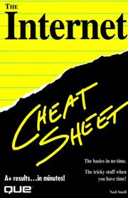 Cover of: Internet Cheat Sheet | Ned Snell