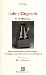 Cover of: Ludwig Wittgenstein e la musica | Piero Niro
