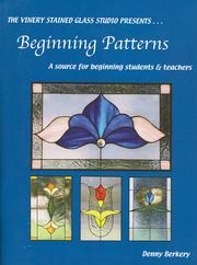 Cover of: Beginning Patterns