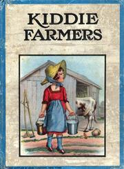 Cover of: Kiddie Farmers | pseud. Alice B. Emerson