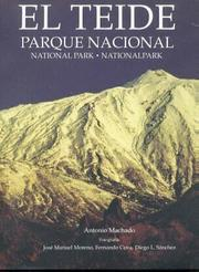 Cover of: El Teide, Parque Nacional