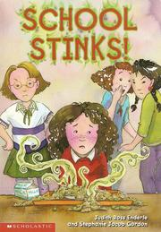 Cover of: School Stinks! by Judith Ross Enderle, Stephanie Jacob Gordon