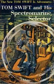 Cover of: Tom Swift and his Spectromarine Selector