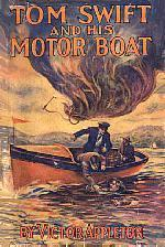 Cover of: Tom Swift and his Motor Boat