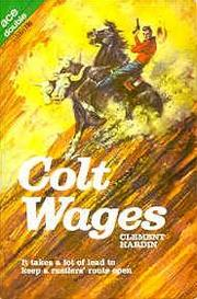 Cover of: Colt Wages
