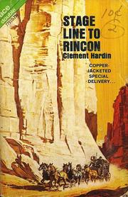 Cover of: Stage Line to Rincon