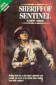 Cover of: Sheriff of Sentinel