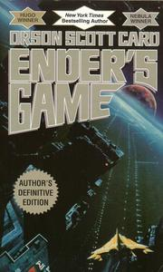 Cover of: Ender's Game (Ender Wiggins Saga