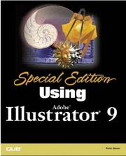 Cover of: Special Edition Using Adobe(R) Illustrator(R) 9