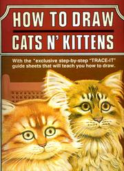 Cover of: How to draw cats