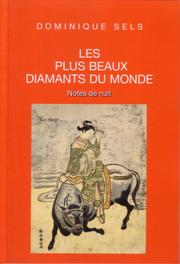 Cover of: Les plus Beaux Diamants du monde: Notes de nuit