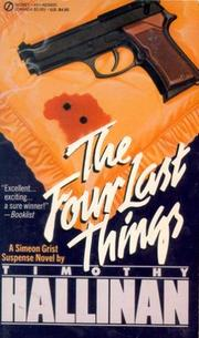 Cover of: The Four Last Things