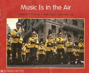 Cover of: Music Is in the Air | Ann Morris