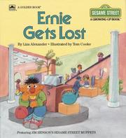 Cover of: Ernie Gets Lost