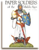 Cover of: The Crusades (Paper Soldiers of the Middle Ages Er.; Bk. 1)