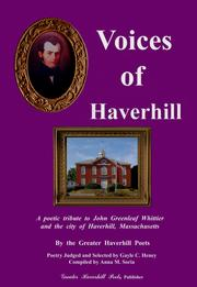 Cover of: Voices of Haverhill |