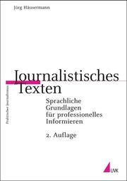 Cover of: Journalistisches Texten