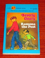 Cover of: RAMONA THE PEST (Ramona Quimby