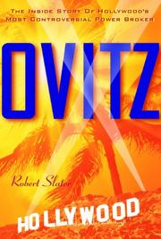Cover of: Ovitz | Slater, Robert