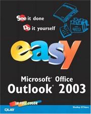Cover of: Easy Outlook 11