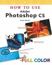 Cover of: How to use Adobe Photoshop CS
