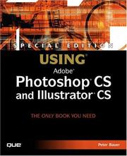 Cover of: Special Edition Using Photoshop CS and Illustrator CS