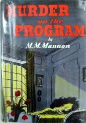 Cover of: Murder on the program