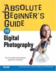 Cover of: Absolute Beginner