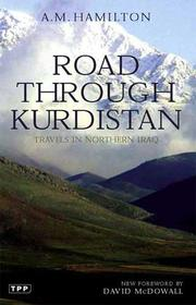 Cover of: Road Through Kurdistan