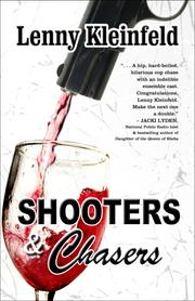 Cover of: Shooters and chasers | Lenny Kleinfeld