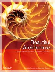 Cover of: Beautiful architecture |