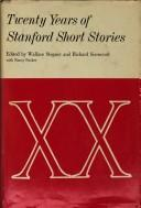 Cover of: Twenty years of Stanford short stories
