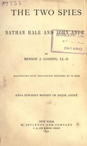 Cover of: The two spies