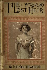 Cover of: The lost heir