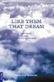 Cover of: Like them that dream