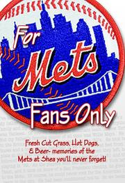 Cover of: For Mets Fans Only