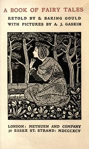 Cover of: A book of fairy tales