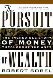 Cover of: The Pursuit of Wealth