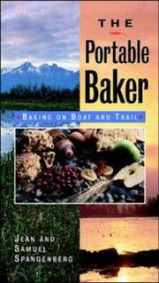 Cover of: The portable baker