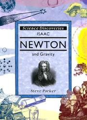 Cover of: Isaac Newton and gravity