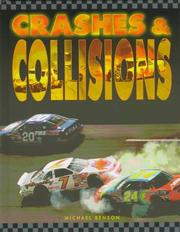 Cover of: Crashes & collisions | Michael Benson