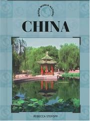 Cover of: China (Major World Nations)